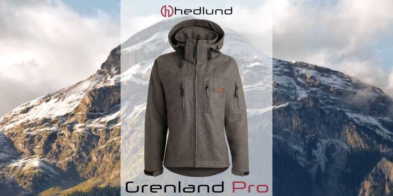 hedlund Lodenjacke Grenland Pro