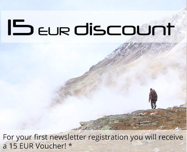 Subscribe our newsletter and receive your personal voucher code!
