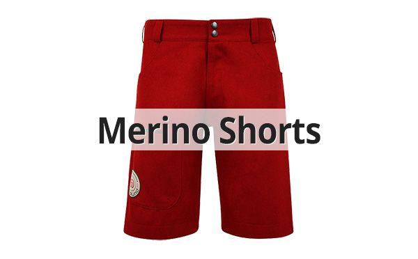 Mens Merino Shorts