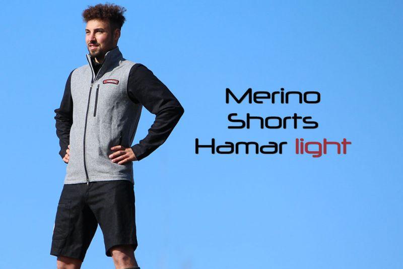 Merino Loden Shorts