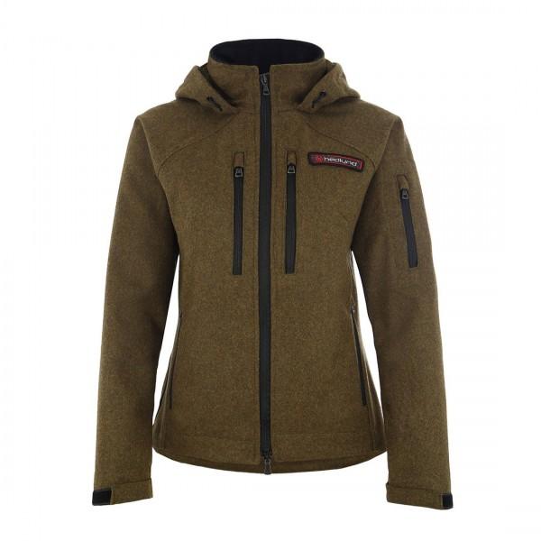 Leka mid olive - W's Jacket