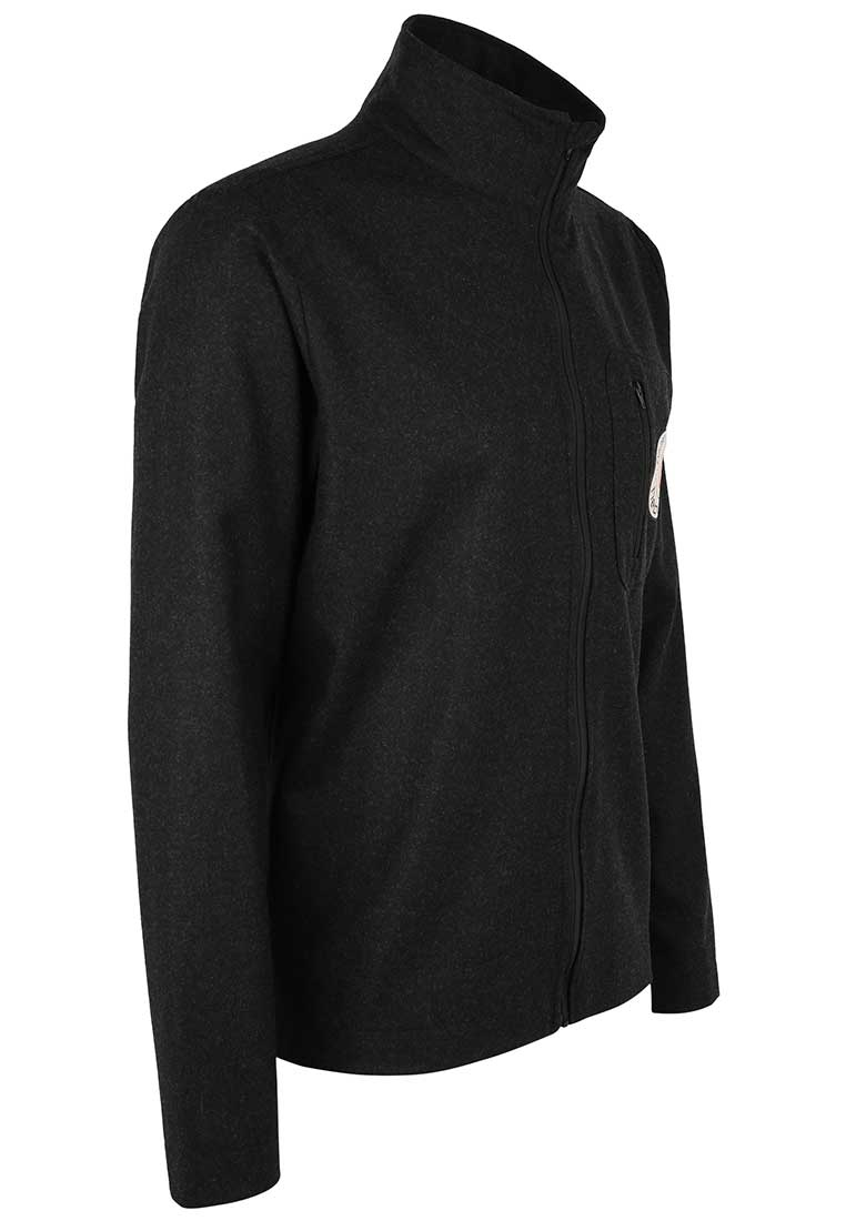 hedlund Merino Full Zip Baselayer Longsleeve