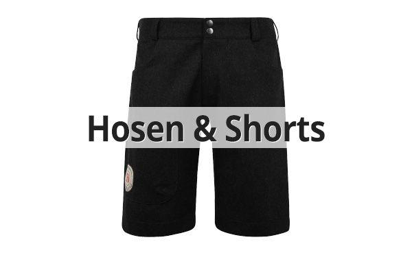 Herren Merino Shorts