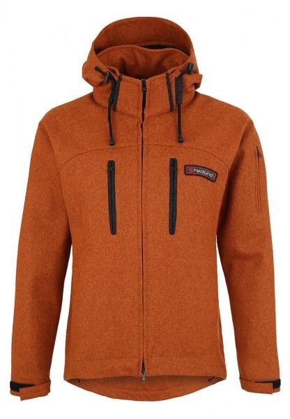 5829394796 hedlund Herren Lodenjacke | Grenland mid rust | hedlund Outdoor Clothing
