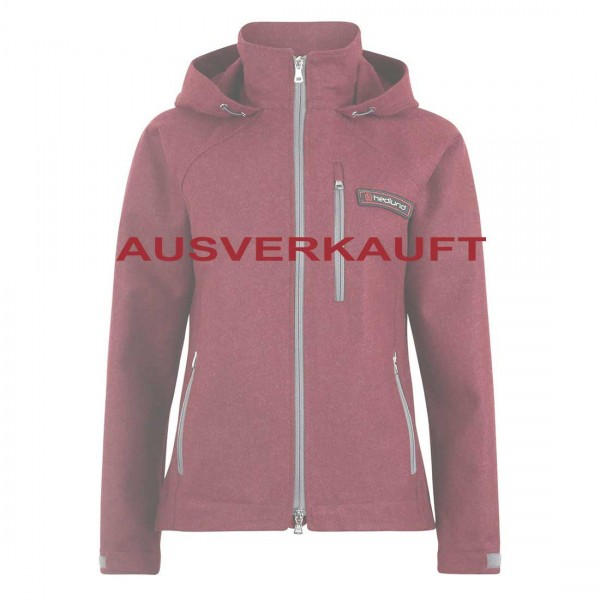 Gilja light - berry - Damen Merino Lodenjacke