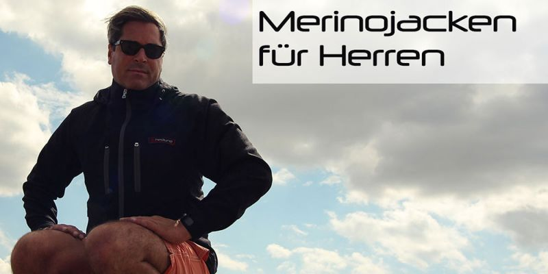 hedlund Herren Merino Windbreaker