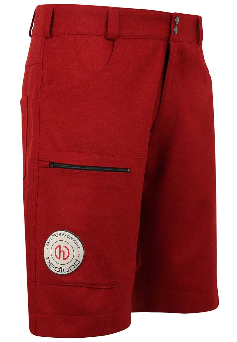 Herren Merino Sport Shorts