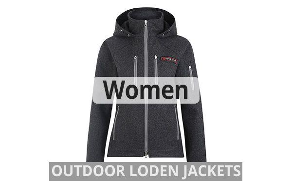 hedlund womens wool Loden jackets
