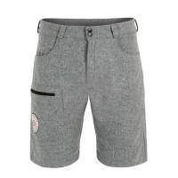 Loden Merino Shorts - Kurze Hose aus Wolle für Herren