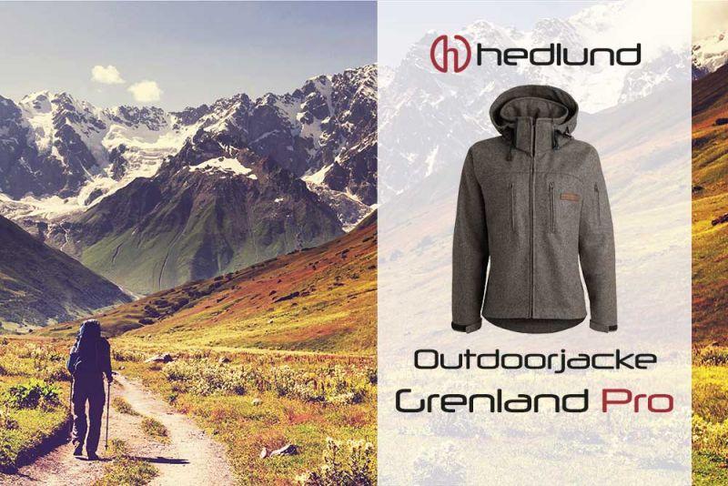 Herren Lodenjacke Grenland Pro