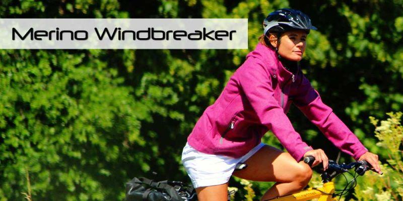 hedlund Damen Merino Windbreaker