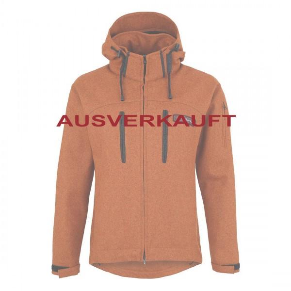 Grenland mid - rust - Lodenjacke aus Wolle