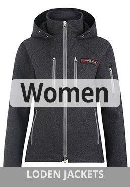 Womens Loden Jackets